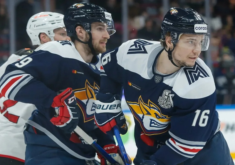 Metallurg demolishes Avangard